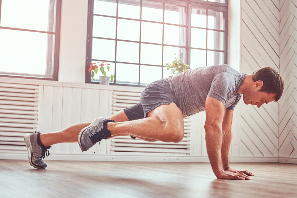 Home Workout Plan With No Equipment