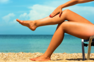 hacks for smooth legs