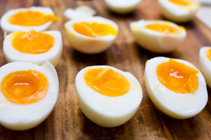 Boiled Eggs To Lose Weight