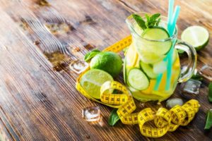Benefits Of Ginger, Lemon And Mint For Weight Loss