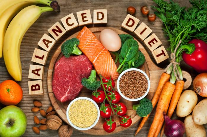 A Balanced Diet To Lose Weight