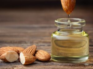 Almond Oil For The Hands And Skin